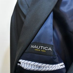Nautica Suits & Blazers - Nautica Blue Blazer Sport Coat Jacket 42L